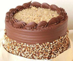 German Chocolate Cake - CupcakeDropoff .com