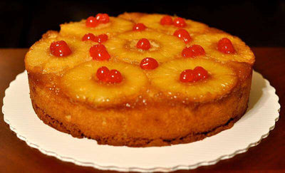 Cake - Pineapple Upside Down Cake