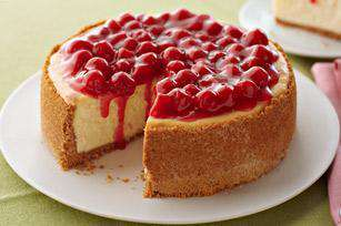 Cheesecake - Cherry Cheesecake