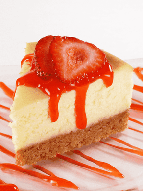 Cheesecake - Fresh Strawberry Cheesecake