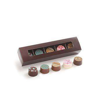 Chocolate - 5 Piece Chocolate Truffle Set