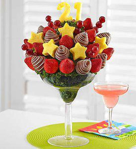 Fruit Bouquets - Here's To 21™