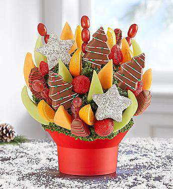 Fruit Bouquets - Holiday Spirit