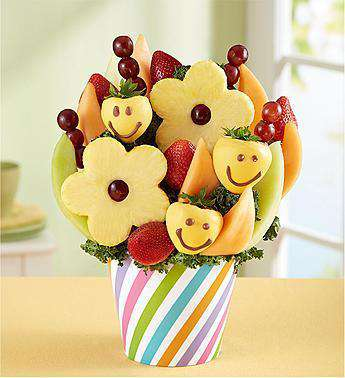 Fruit Bouquets - Smileberry Surprise