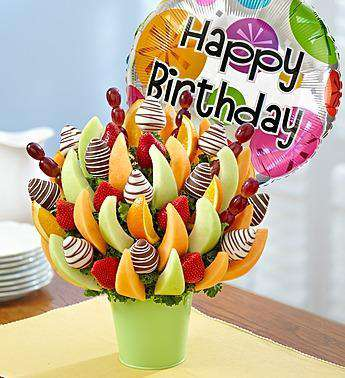Fruit Bouquets - Sweet Birthday Treat™