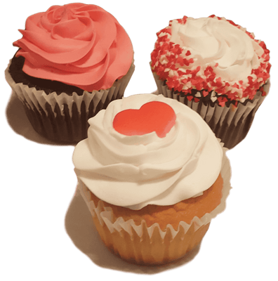 Mother's Love Cupcakes (12) - CupcakeDropoff .com