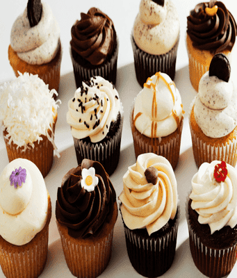 Create your Own Dozen Cupcakes - CupcakeDropoff .com