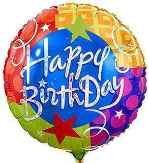 Occasions - Single Birthday Balloon