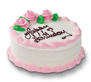Same Day Delivery - Birthday Cake - Female - Same Day Delivery