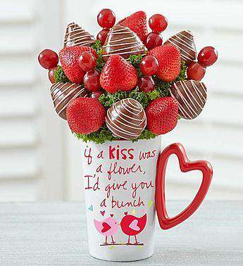 Valentines Day - Mugable Bunch Of Berries