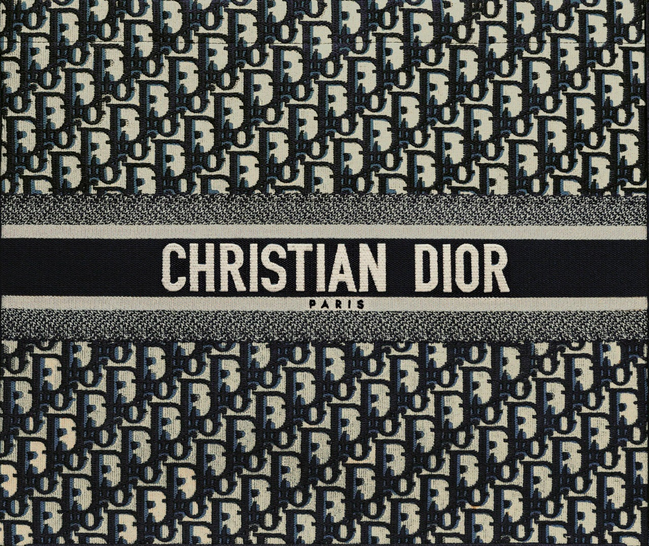Ultimate Dior Leather Guide: What Are Dior Bags Made Of? dior emboidery