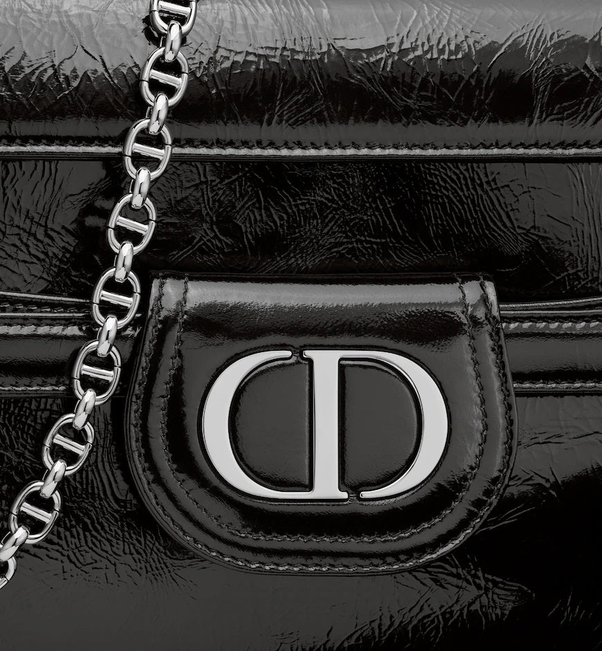 Ultimate Dior Leather Guide: What Are Dior Bags Made Of? dior crinkled patent lambskin