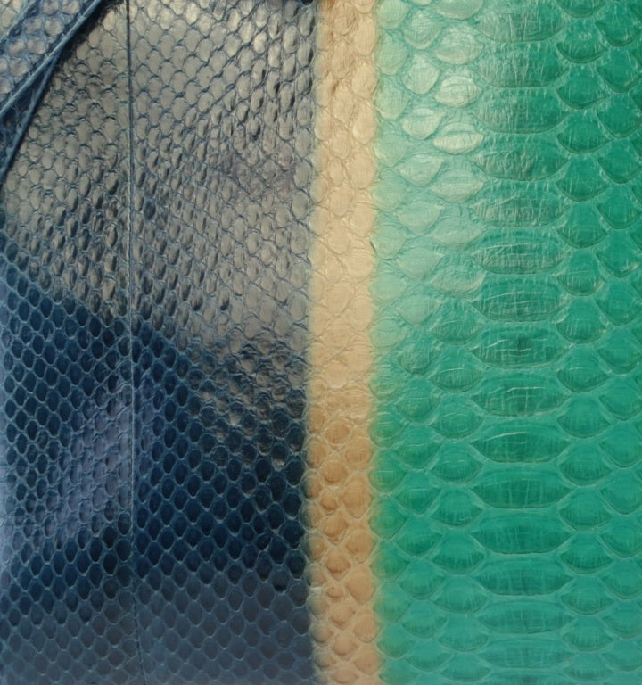 Ultimate Dior Leather Guide: What Are Dior Bags Made Of? dior python