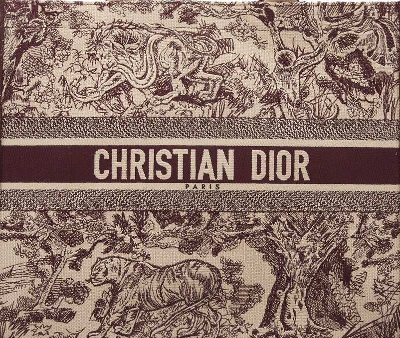 Ultimate Dior Leather Guide: What Are Dior Bags Made Of? dior toile de jouy