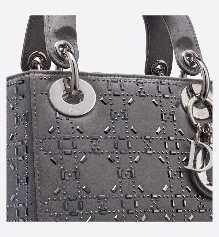Ultimate Dior Leather Guide: What Are Dior Bags Made Of? dior satin