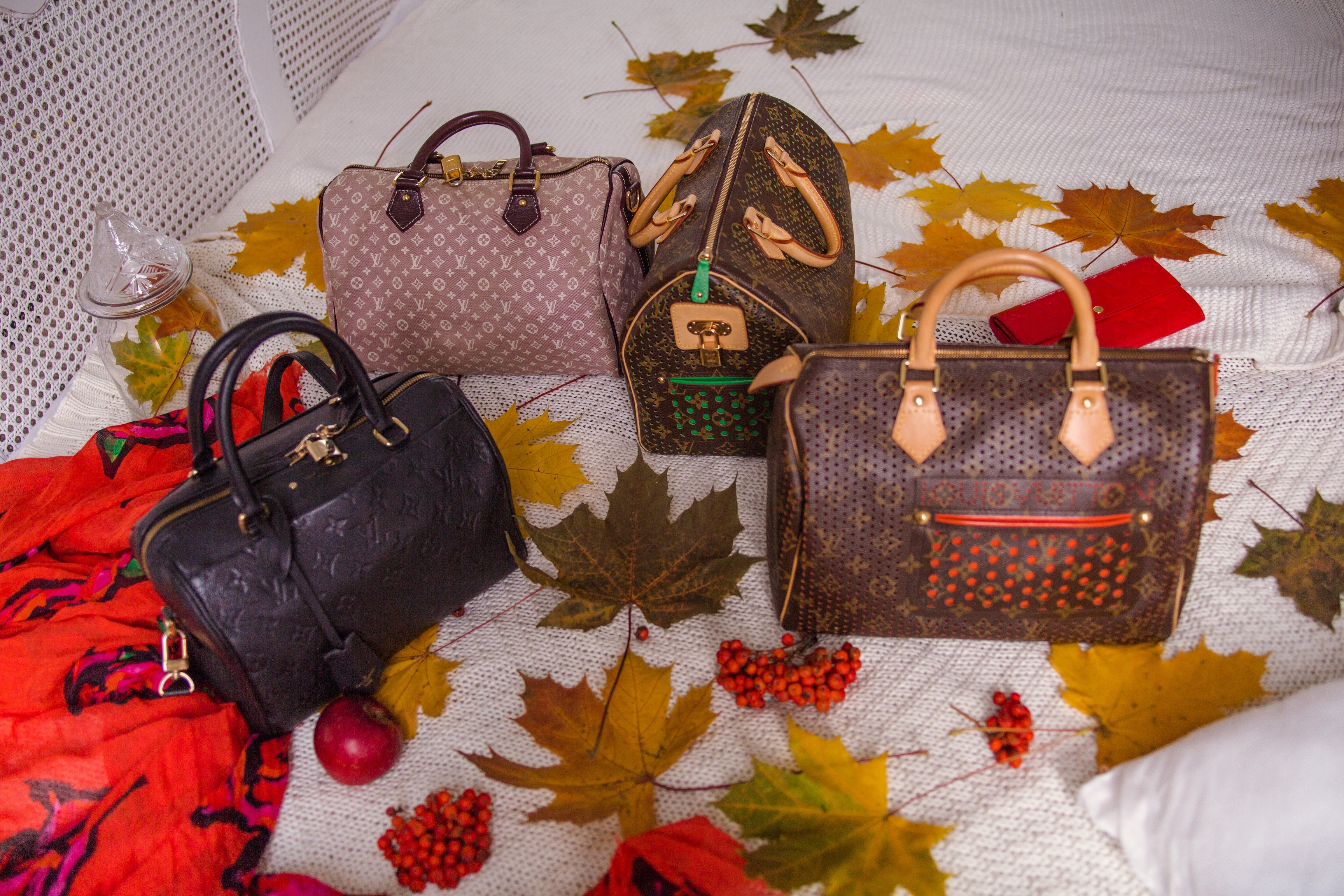 Which Louis Vuitton Classic Bag To Buy: LV Alma vs LV Speedy Speedy materials available