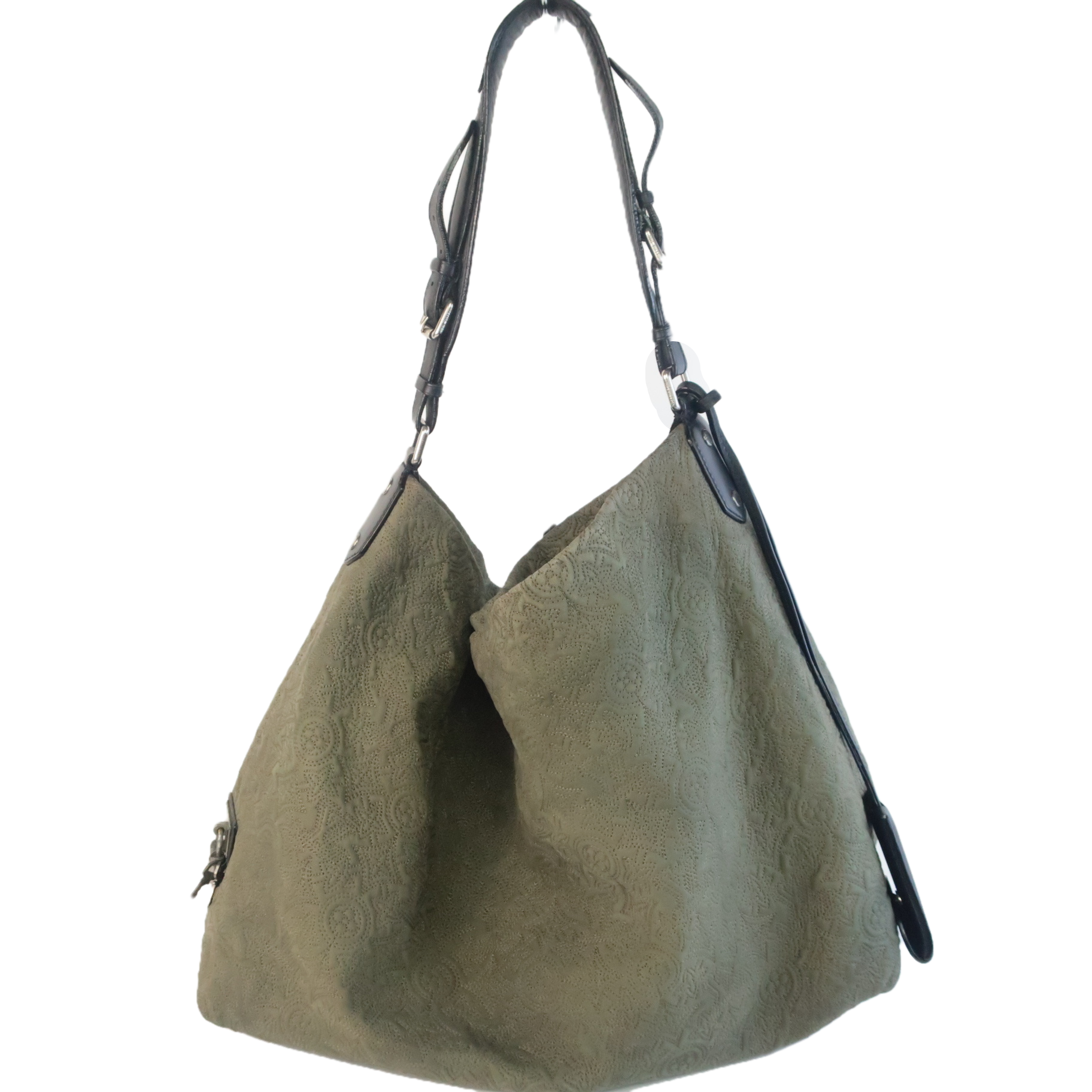 Spring-Summer 2021 Bag Trends: How To Stay Fashionable Shopping Pre-Owned Louis Vuitton Antheia Hobo GM