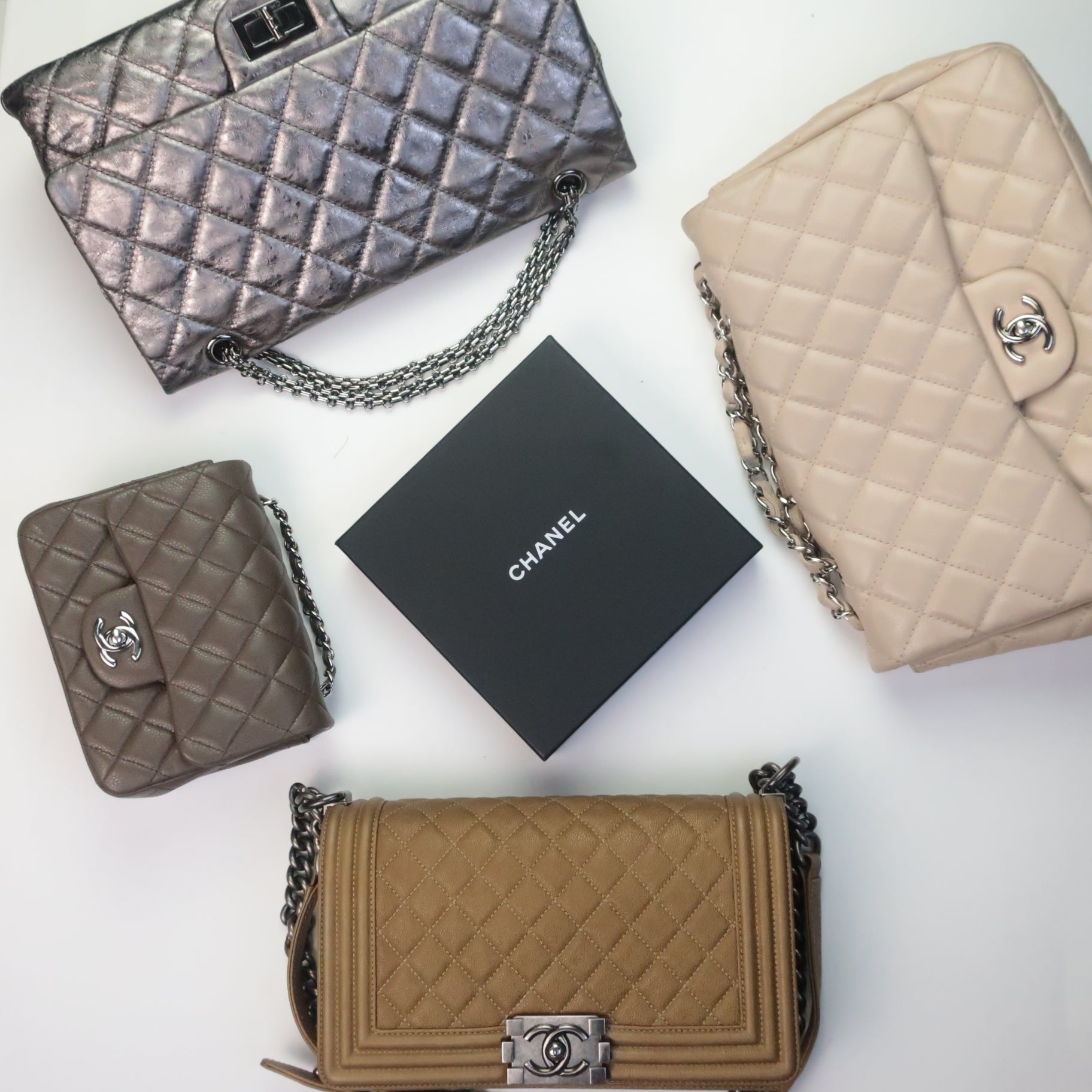 How Much Is Chanel? Chanel Price Guide  How Much Are Popular Chanel Purses?