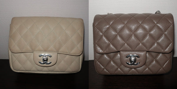 chanel bag verify real or fake