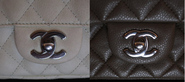 chanel mini cc hardware