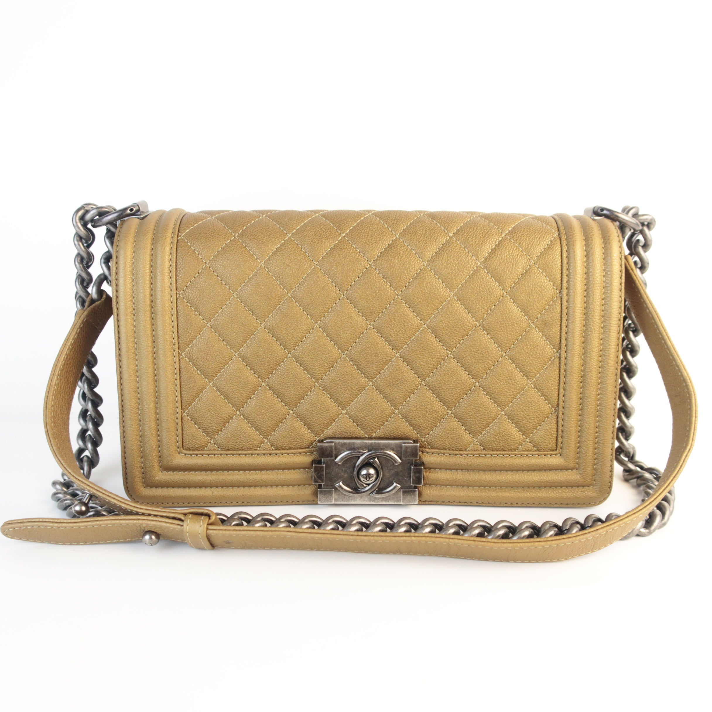 How Much Are Chanel Purses on the Resale Market? chanel boy bag