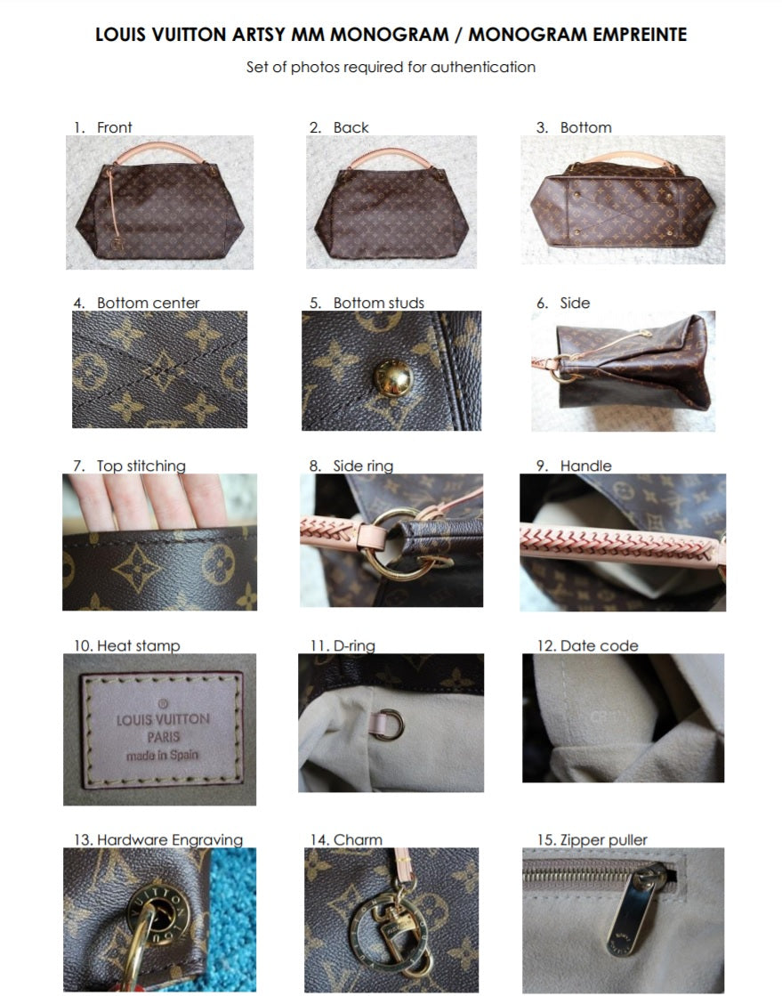louis vuitton authentication