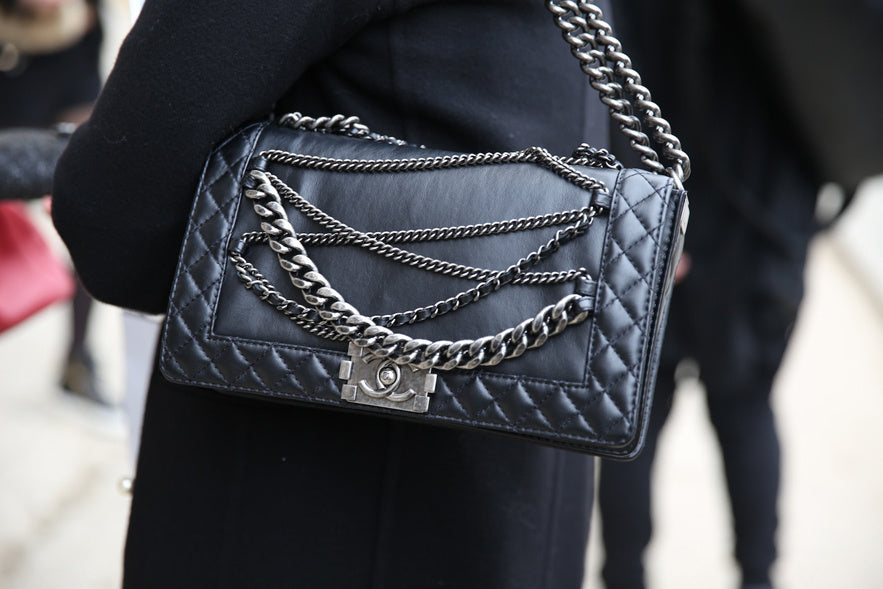 How To Dress Up Your Bag: The Best Designer Bag Accessories Bag chains
