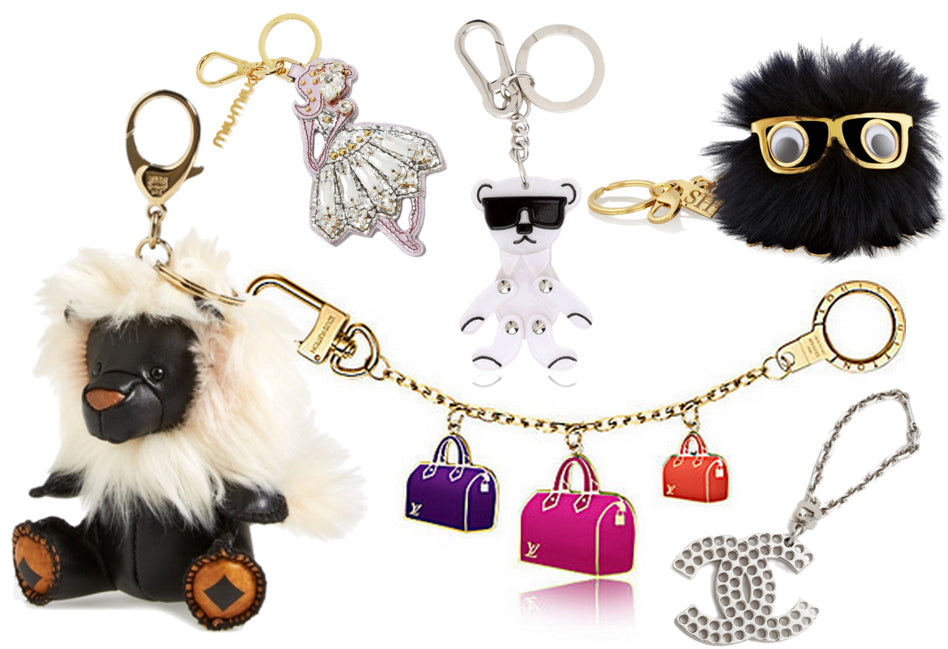 How To Dress Up Your Bag: The Best Designer Bag Accessories Bag charms