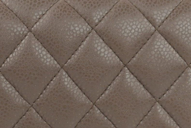 Ultimate Chanel Leather and Material Guide: Which Chanel Leather Is Better? chanel caviar leather