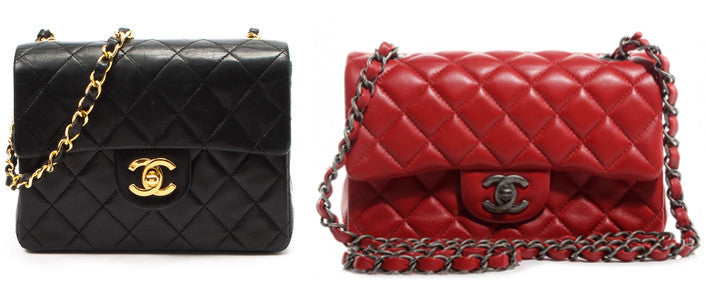 How Much Is Chanel Now After January 2021 Price Increase in the USA? Chanel Classic mini flap