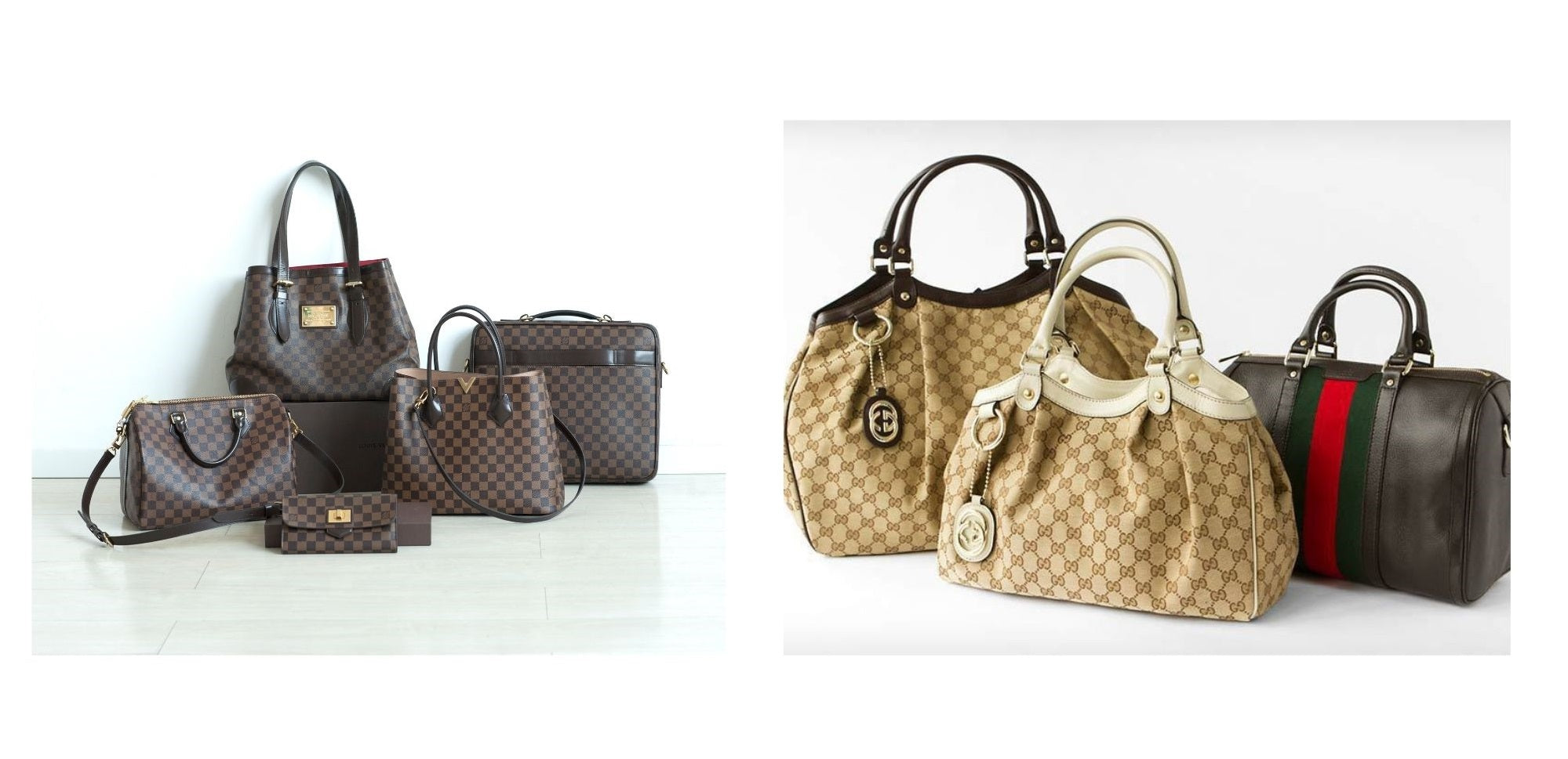 Which Brand Is Better: Louis Vuitton vs Gucci Range of Items