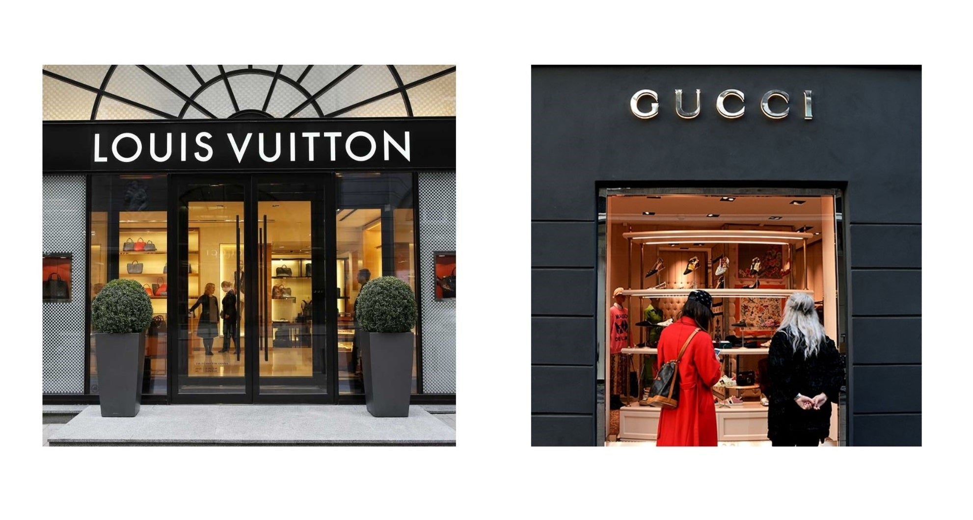 Which Brand Is Better: Louis Vuitton vs Gucci prices