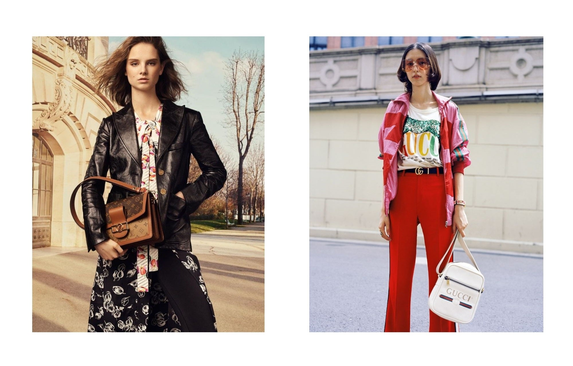 Which Brand Is Better: Louis Vuitton vs Gucci style