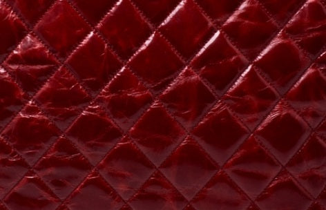 Ultimate Chanel Leather and Material Guide: Which Chanel Leather Is Better? Chanel cracked patent calfskin leather