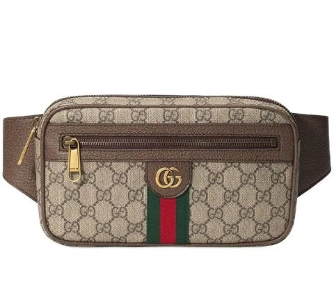 Fanny Packs Are Back in Style: Best Designer Belt Bags Gucci Ophidia waist bag