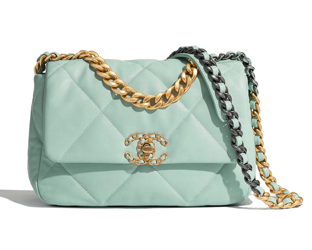 How Much Are Chanel Purses on the Resale Market? Retail vs Resale Prices Chanel 19 Bag