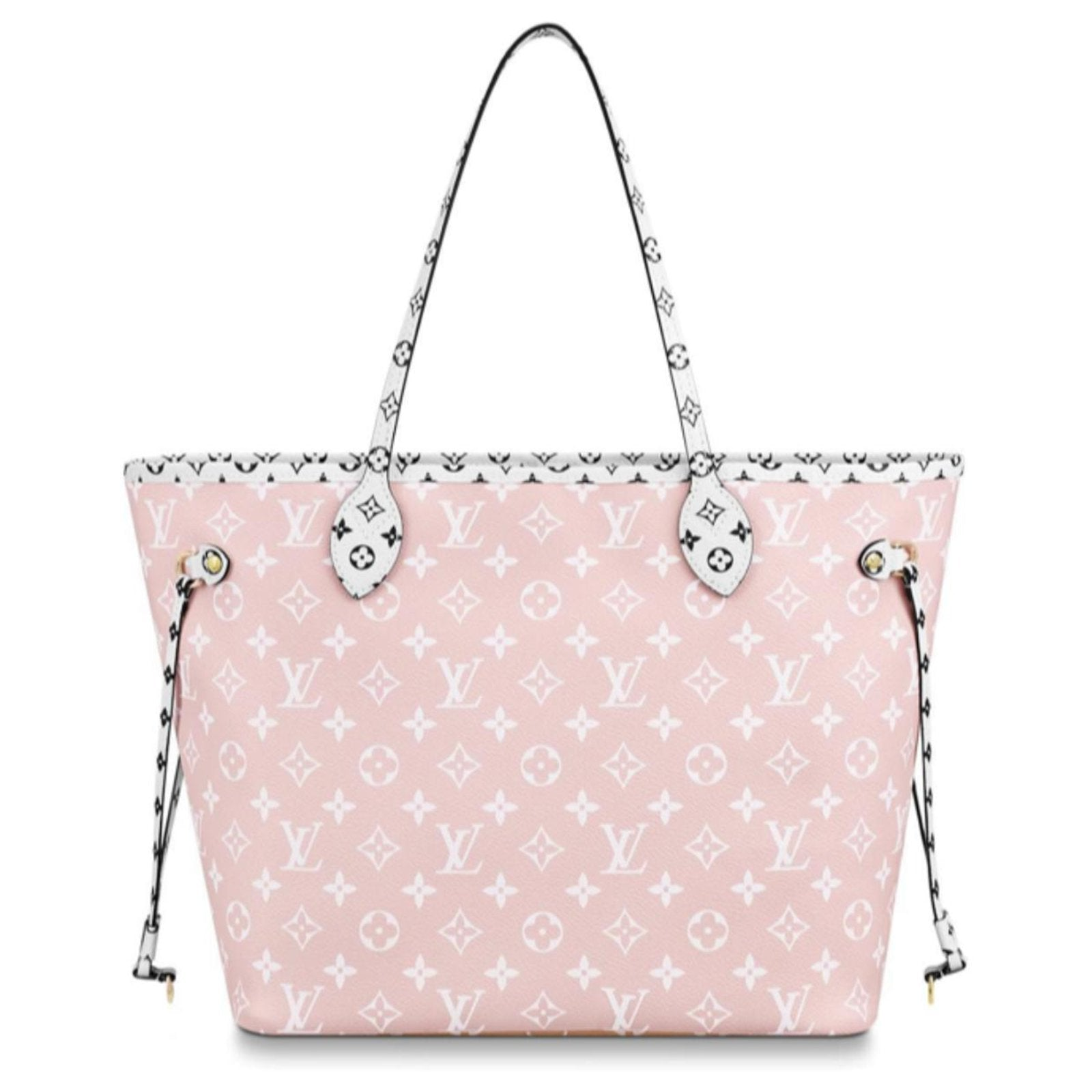 louis vuitton neverfull gigante tote rosa