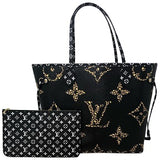 neverfull jungle monogram noir limited edition