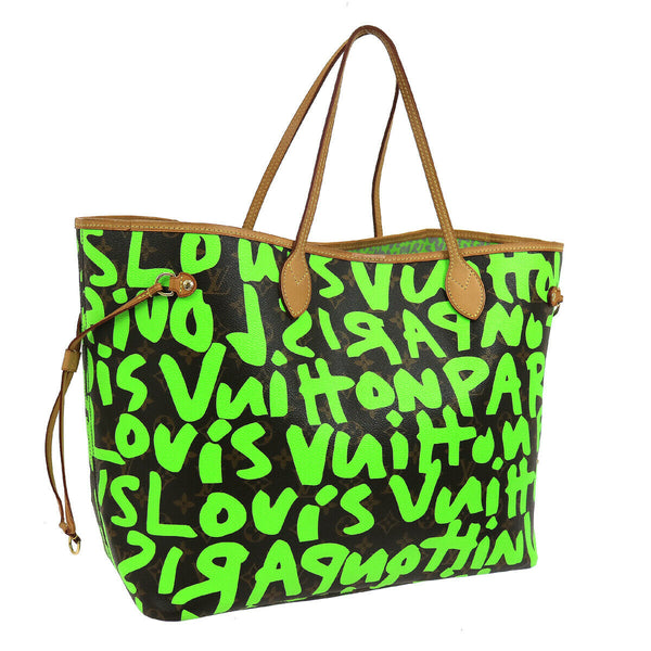 louis vuitton graffiti neverfull