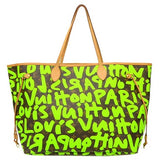 louis vuitton stephen sprouse neverfull graffiti gm