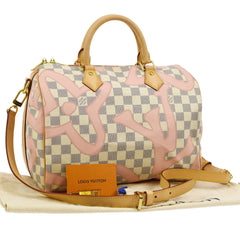 louis vuitton speedy bandouliere 30 tahitienne limited edition