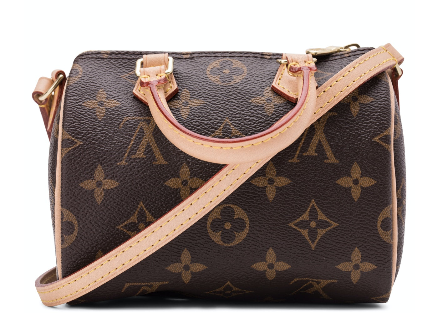 Best Designer Mini Bags That Deserve To Be In Your Collection Louis Vuitton Speedy Nano