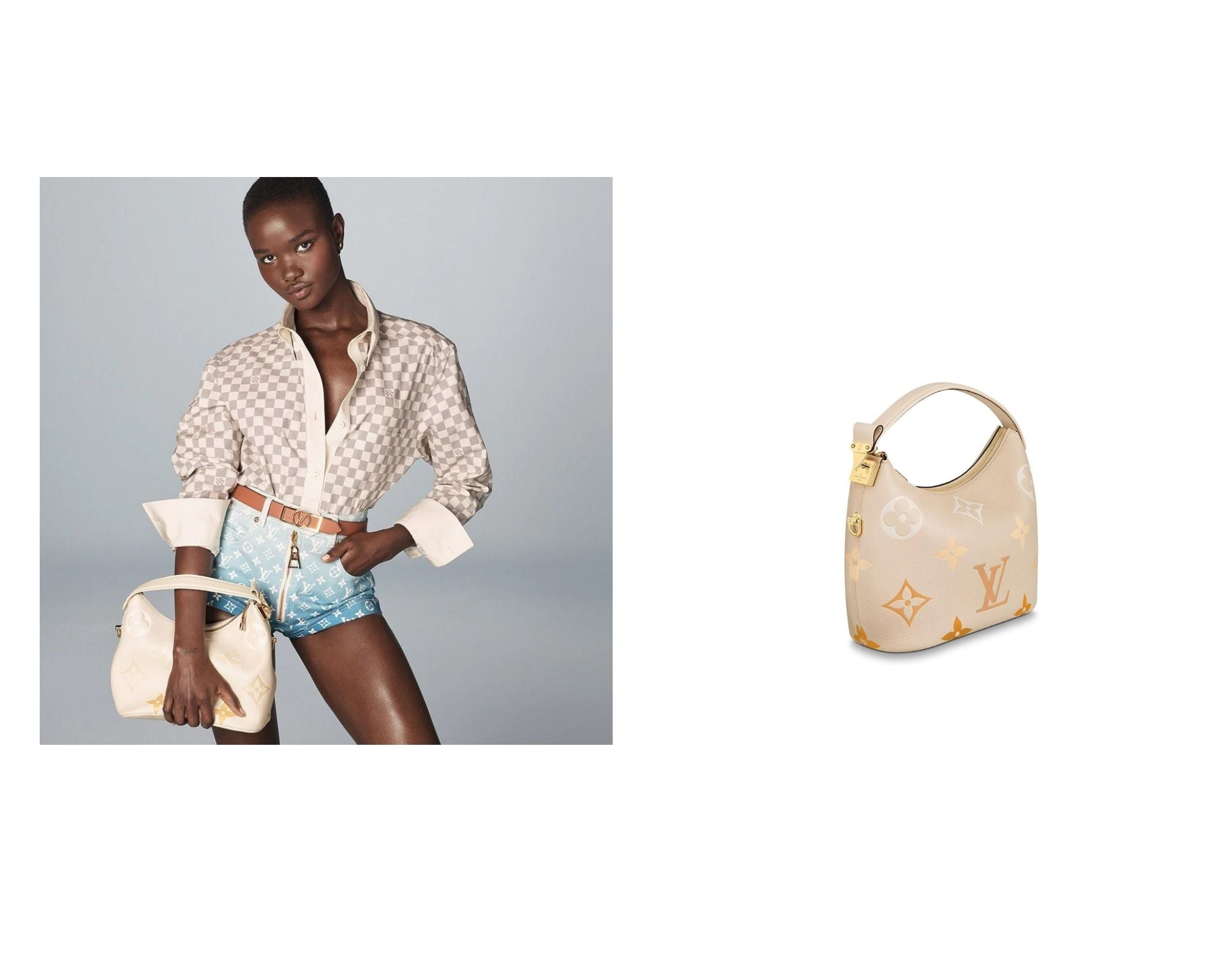 Louis Vuitton Summer 2021 By the Pool Collection Louis Vuitton Marshmallow