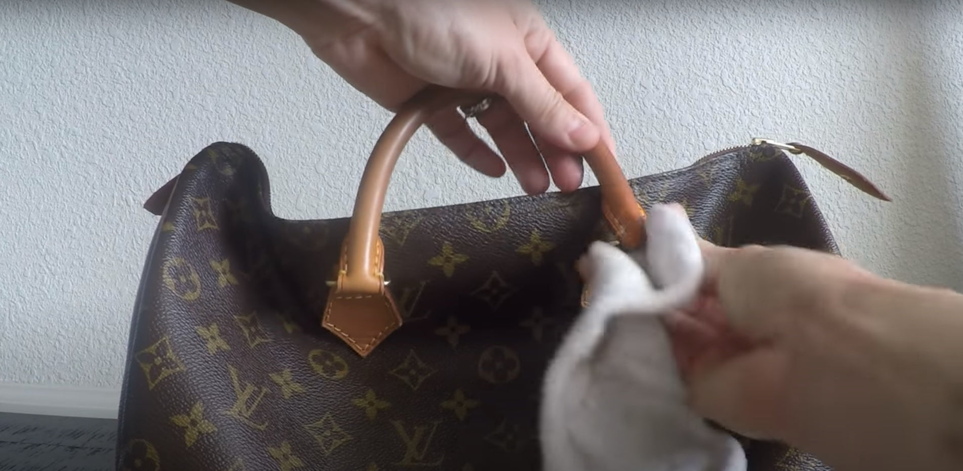 Top 5 Recommended Water Protection for Louis Vuitton Neverfull You Can Find On Amazon Patina champ method