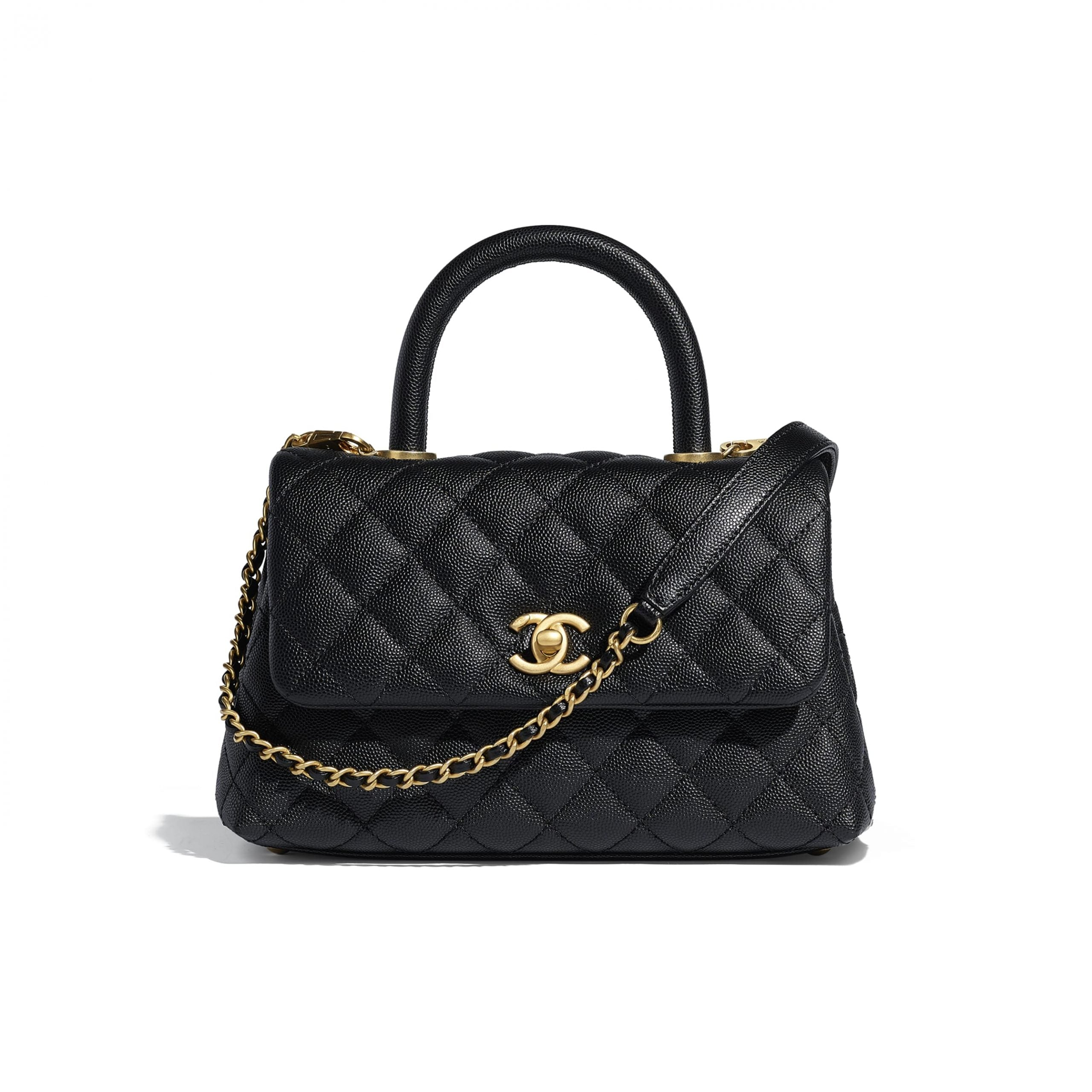 How Much Is Chanel Now After January 2021 Price Increase in the USA? Chanel Coco Handle