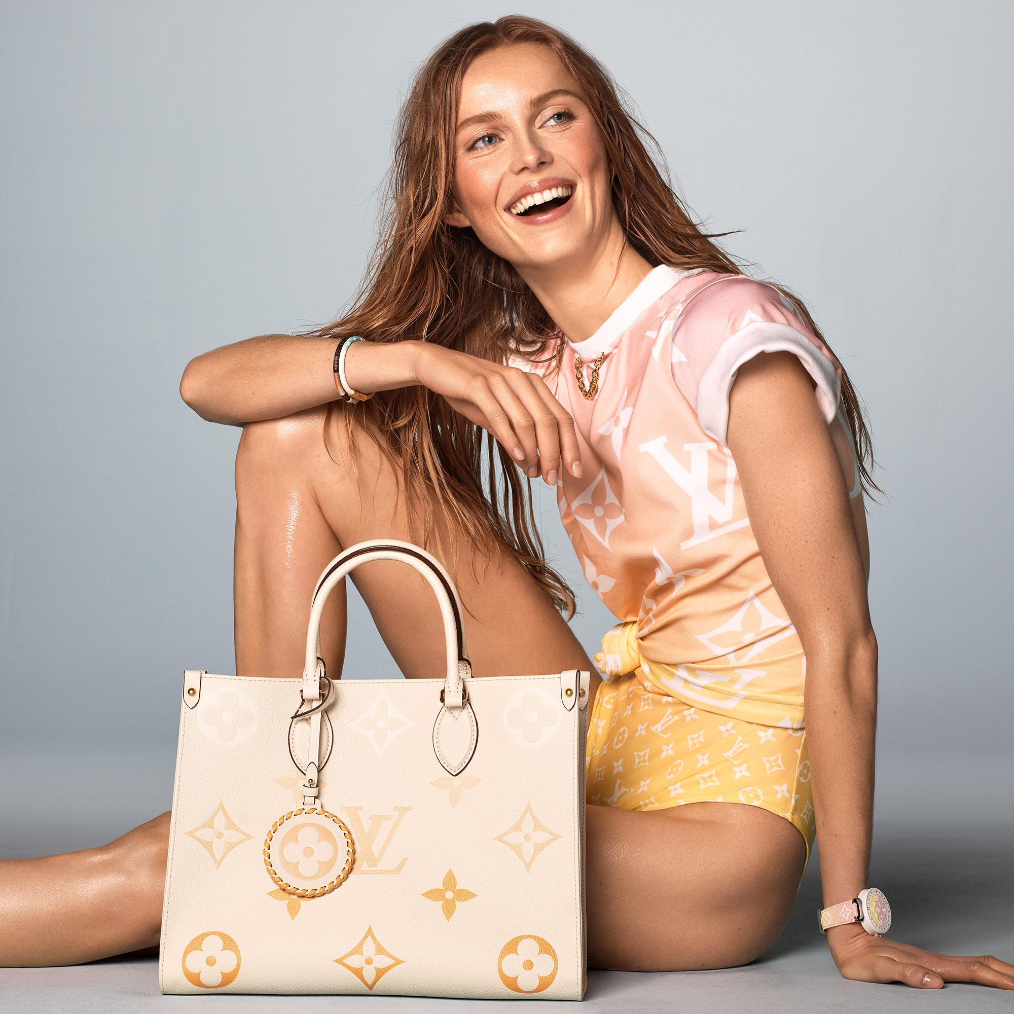 Louis Vuitton Summer 2021 By the Pool Collection Summer By The Pool Onthego