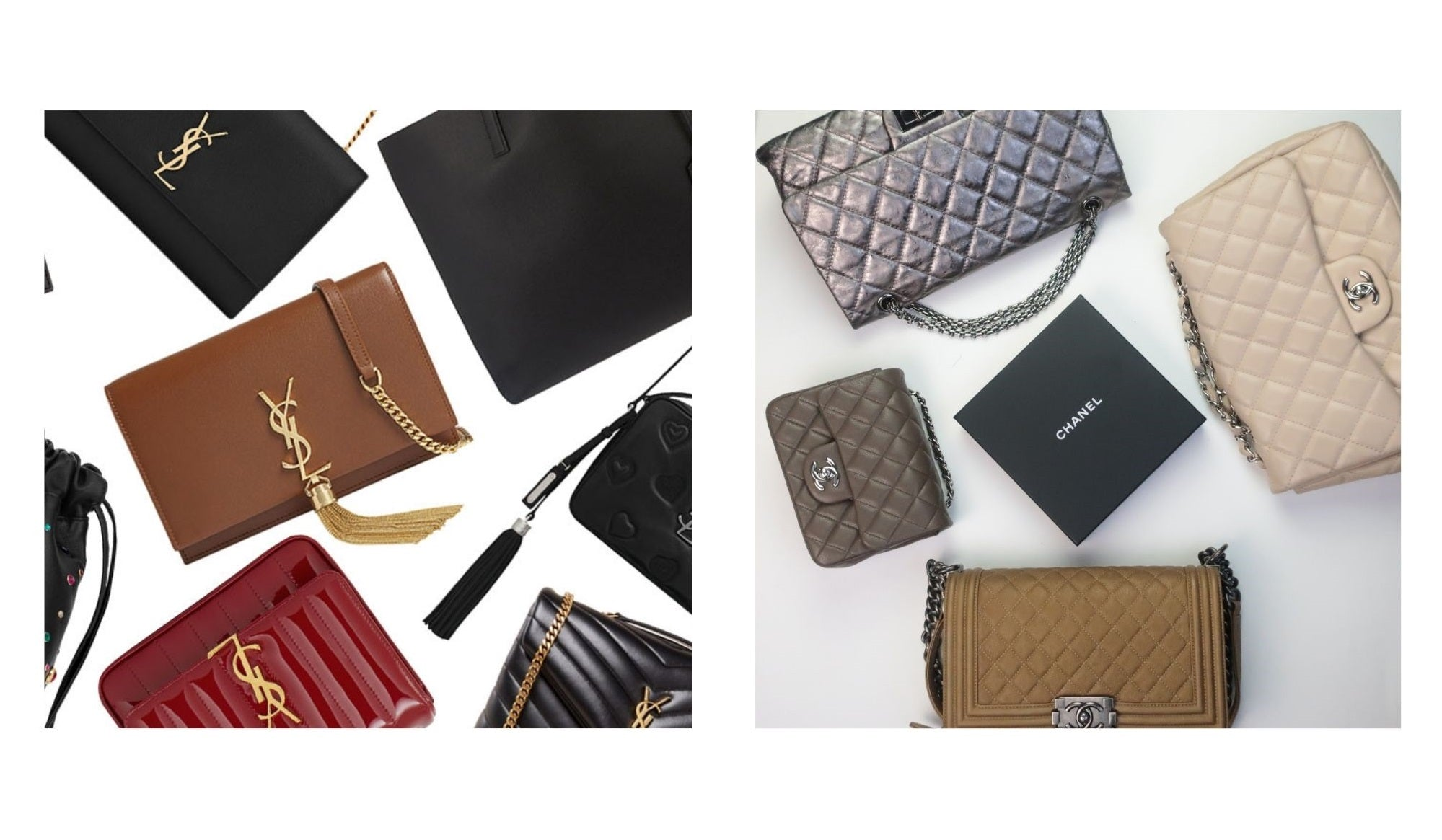 Which Brand is Better: YSL vs Chanel items