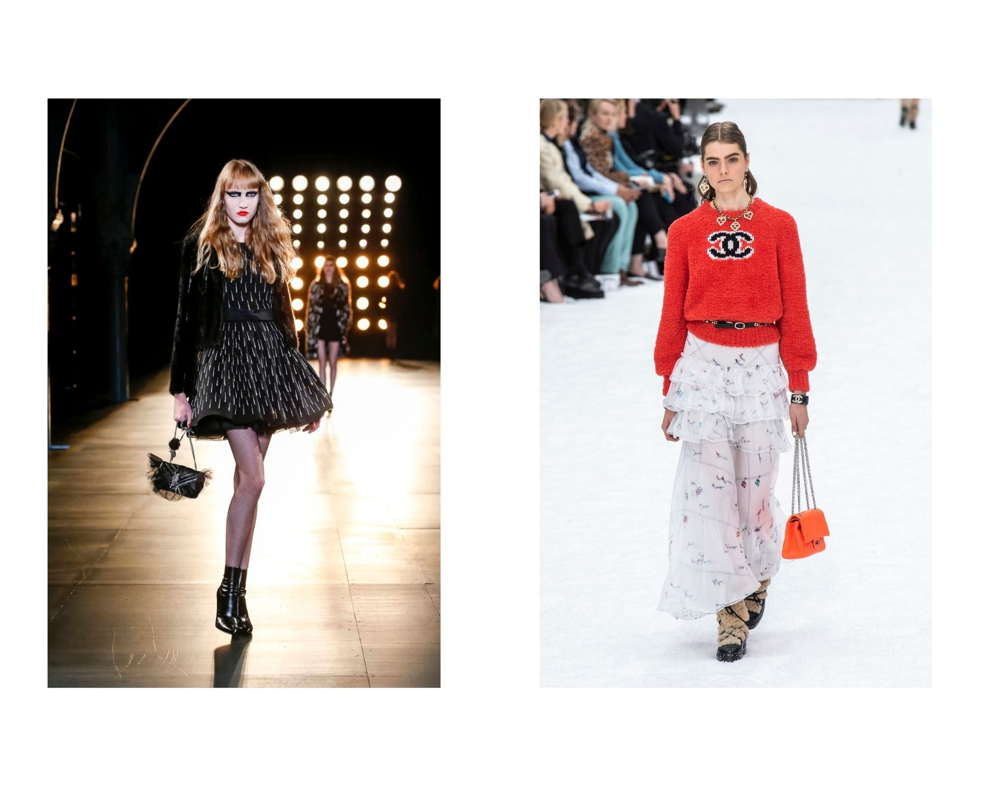 Which Brand is Better: YSL vs Chanel style