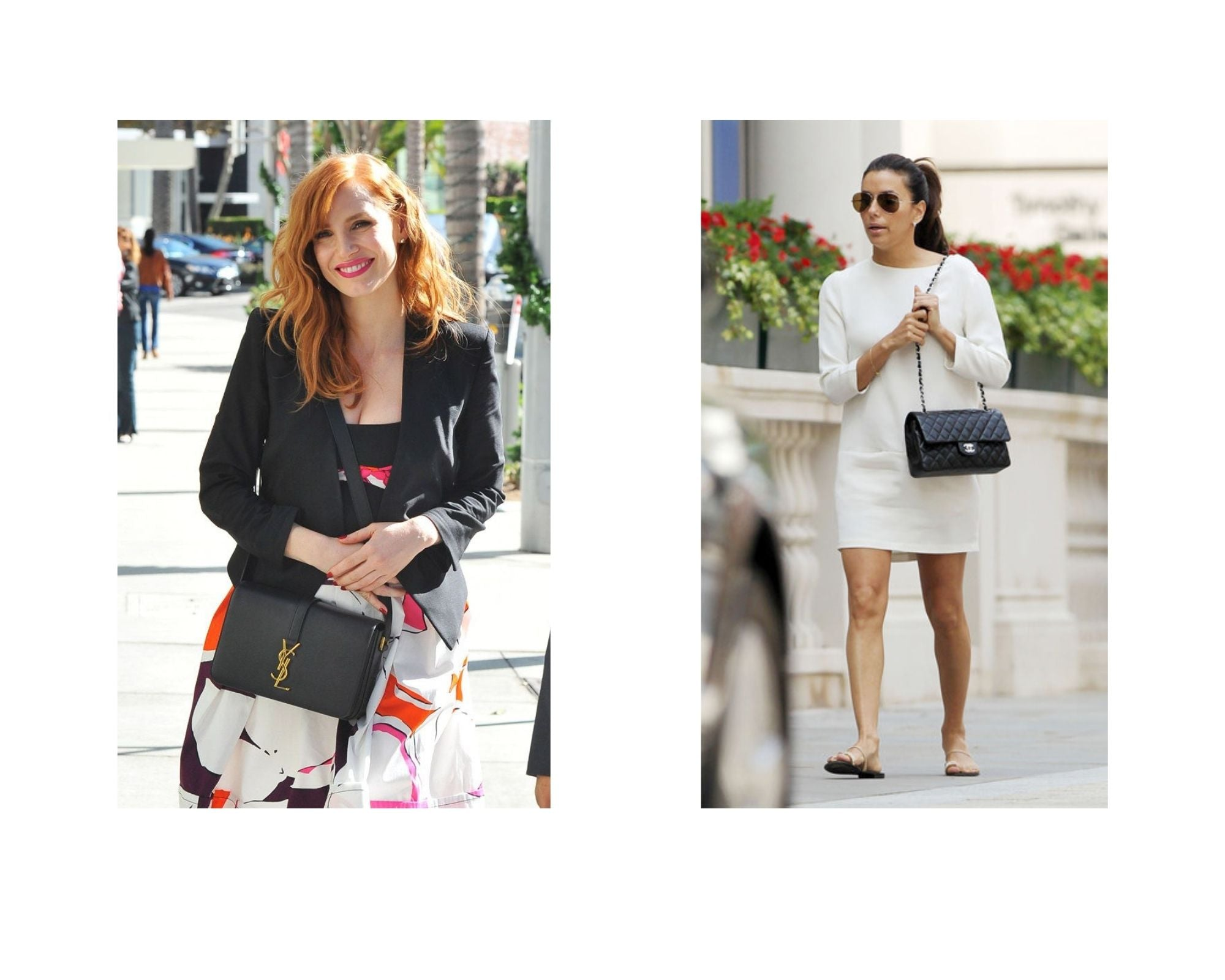 Which Brand is Better: YSL vs Chanel celebrities