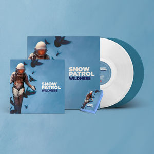 WILDNESS VINYL SIGNED BUNDLE